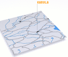 3d view of Karula