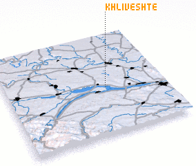 3d view of Khliveshte