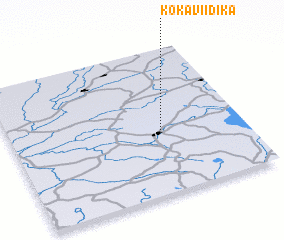 3d view of Kokaviidika