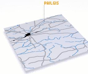3d view of Pailgis