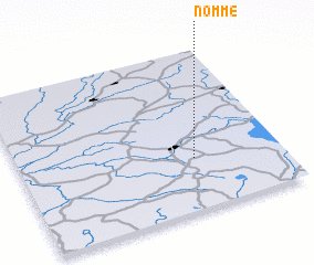 3d view of Nõmme