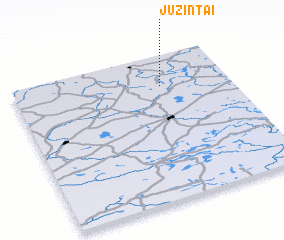 3d view of Jūžintai