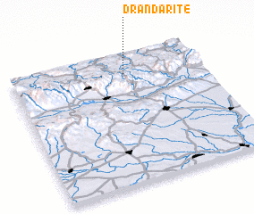 3d view of Drandarite