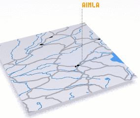 3d view of Aimla