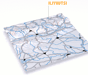 3d view of Iliyuvtsi