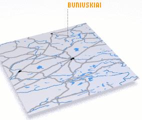 3d view of Buniuškiai