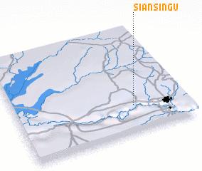 3d view of Siansingu