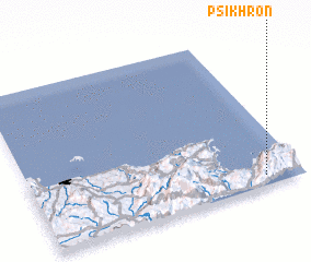 3d view of Psikhrón