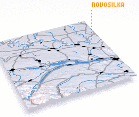 3d view of Novosilka
