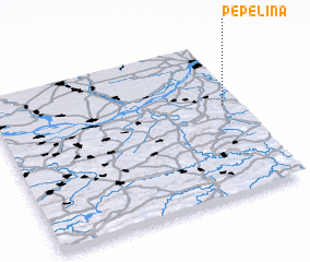 3d view of Pepelina