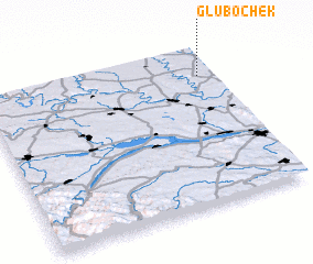 3d view of Glubochek