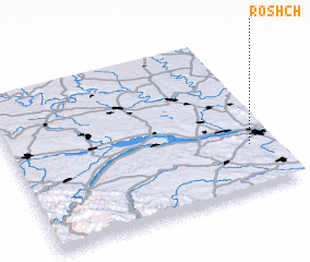 3d view of Roshch
