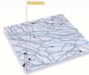 3d view of Troianul