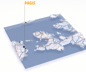 3d view of Pagís