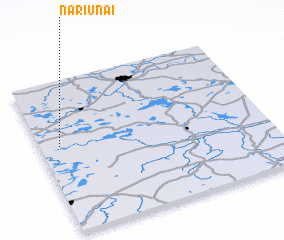 3d view of Nariūnai