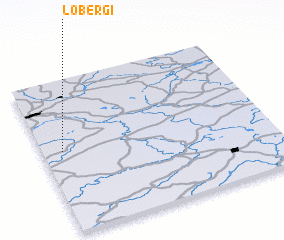 3d view of Lobērģi