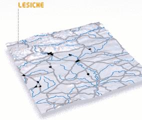 3d view of Lesiche