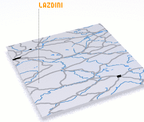 3d view of Lazdiņi