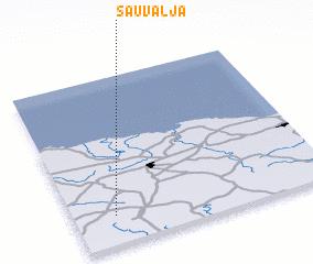 3d view of Sauvälja