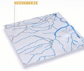 3d view of Kusu-Kakese