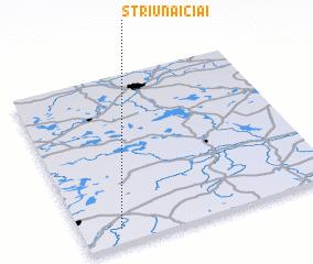 3d view of Striūnaičiai