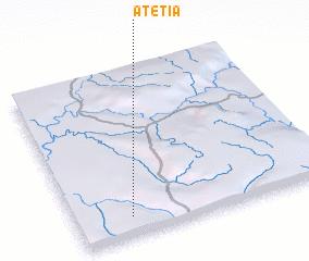 3d view of Atetia