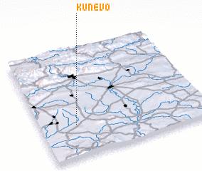 3d view of Kunevo