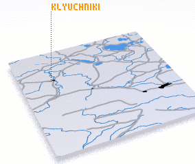 3d view of Klyuchniki