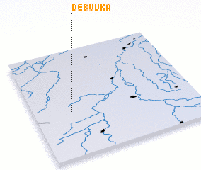 3d view of Debuvka