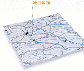 3d view of Prelipca