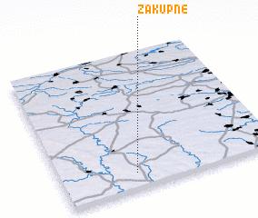 3d view of Zakupne