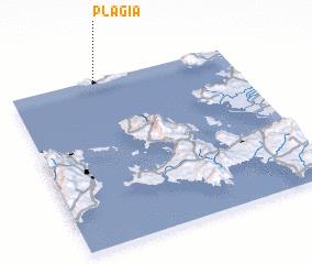 3d view of Plagiá