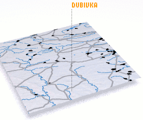 3d view of Dubivka
