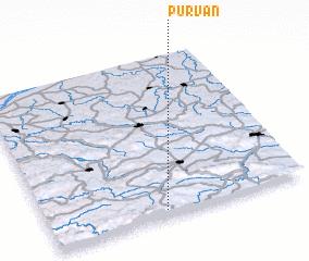3d view of Pŭrvan