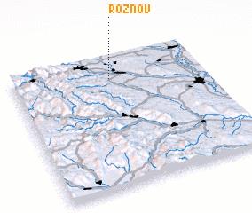 3d view of Roznov