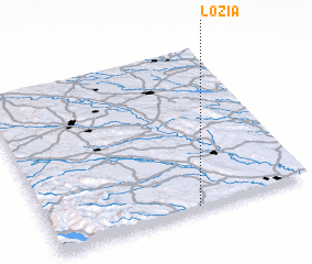 3d view of Lozia