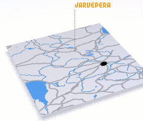 3d view of Järvepera