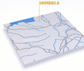 3d view of Shombwila