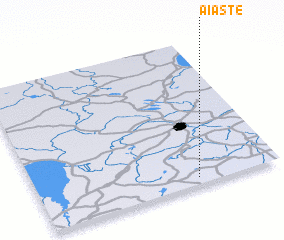 3d view of Aiaste