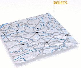 3d view of Pevets