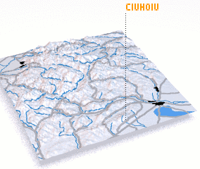 3d view of Ciuhoiu