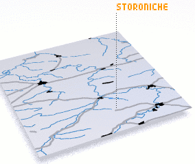3d view of Storoniche
