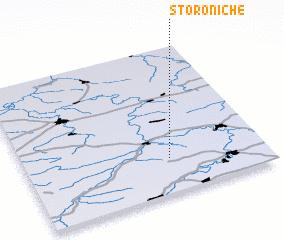 3d view of Storoniche