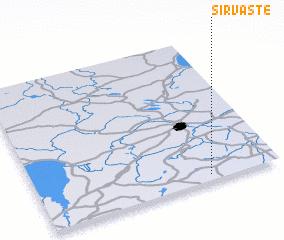 3d view of Sirvaste