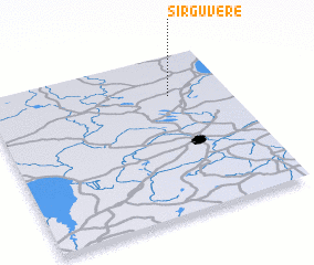 3d view of Sirguvere