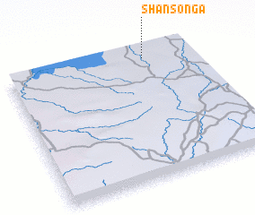 3d view of Shansonga