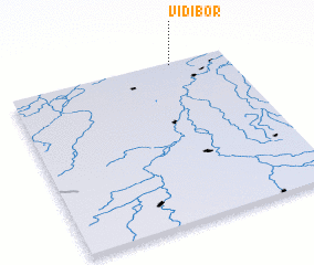 3d view of Vidibor