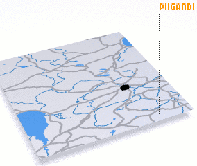 3d view of Piigandi