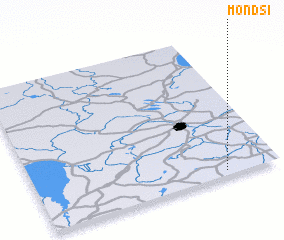 3d view of Mõndsi