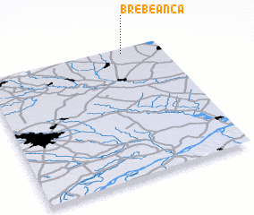 3d view of Brebeanca